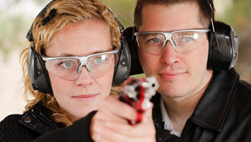 Firearms instructional training